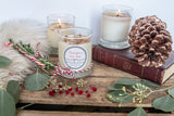 Sleigh... All Day  12 ounce candle