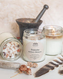 Namaste, Mother F@ckers!   Nag Champa  Vanilla Birch  candle