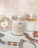 Peace. Love. Horses - Nag Champa  Vanilla Birch  candle
