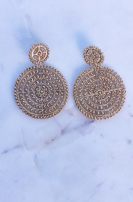 The Carley Earrings [GOLD]
