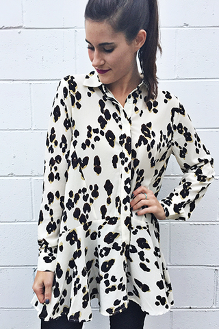 The Cleo Tunic - FINAL SALE