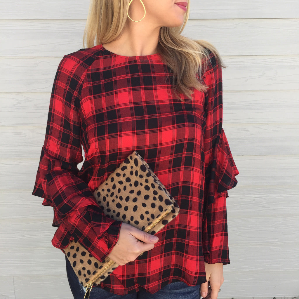 The Ashton Top [RED]