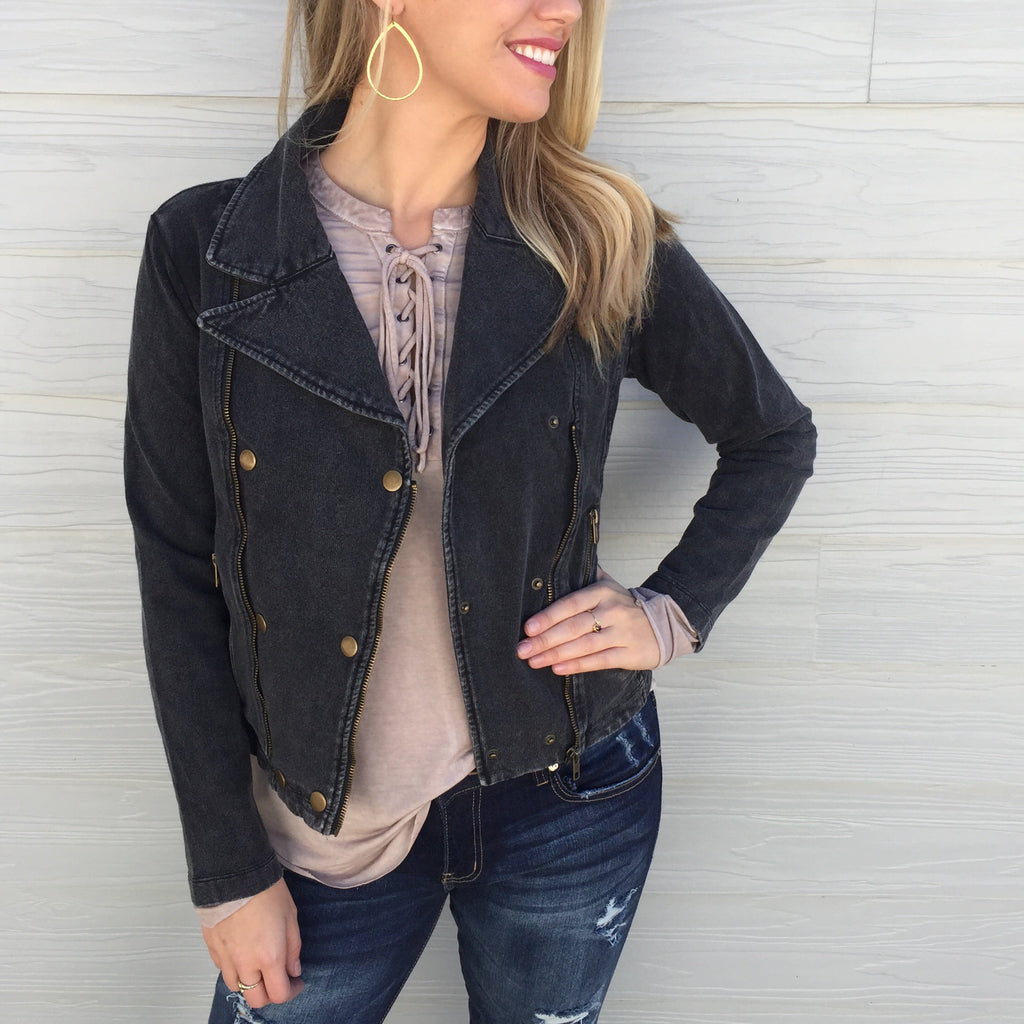 The Danielle Jacket