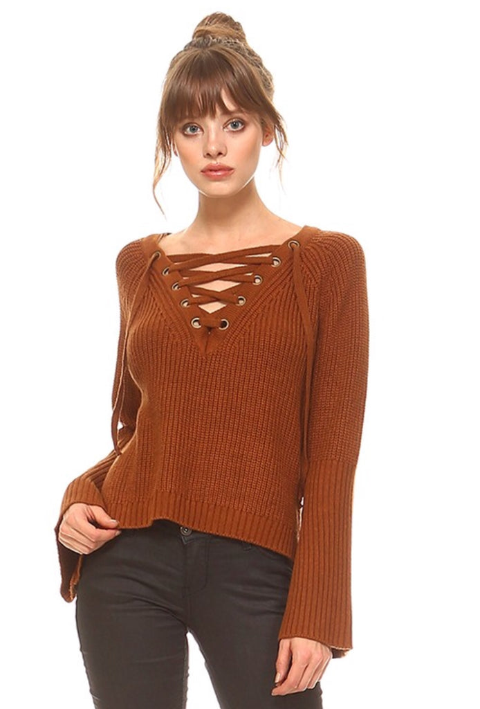 The Lydia Sweater