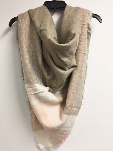 The Megyn Scarf [TAUPE]