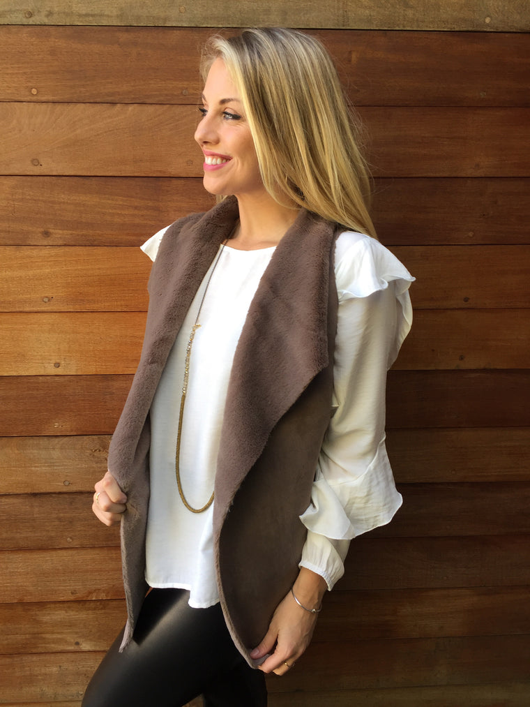 The Tenley Vest
