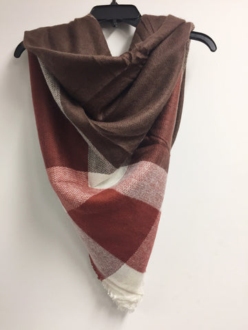 The Megyn Scarf [MARSALA]
