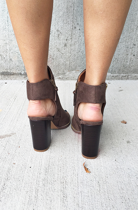 The Kendra Bootie - FINAL SALE