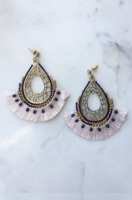 The Lucy Earrings