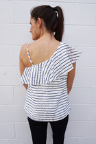 The Simone Top - FINAL SALE