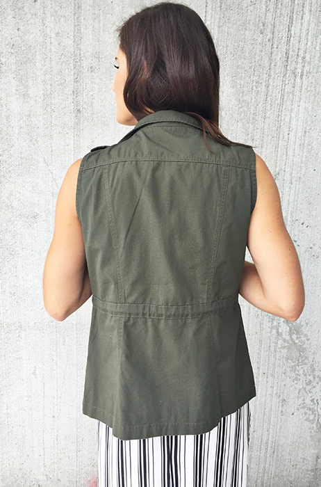 The Weasy Vest - FINAL SALE