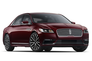 2017-2019 Lincoln Continental Autostop Eliminator