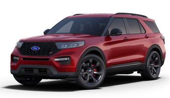 2020 Ford Explorer Autostop Eliminator