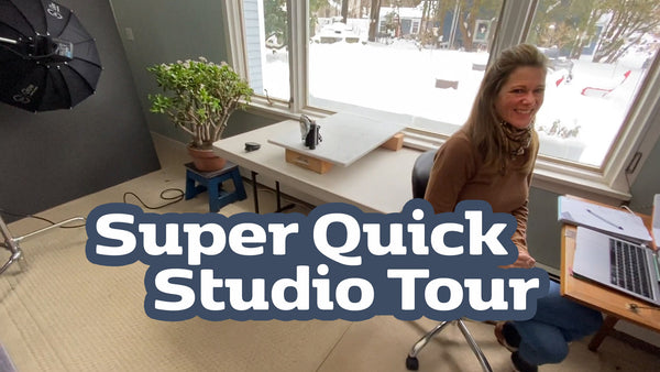 Quick Home Studio Tour!