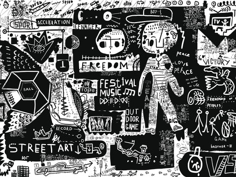 Graffiti- Freedom team