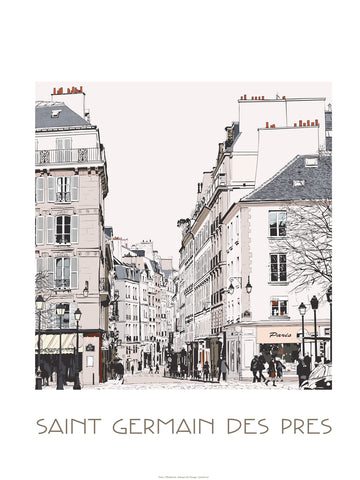 Rue st Germain