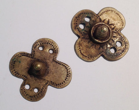 Ethiopian Brass Pendants (sold individually)