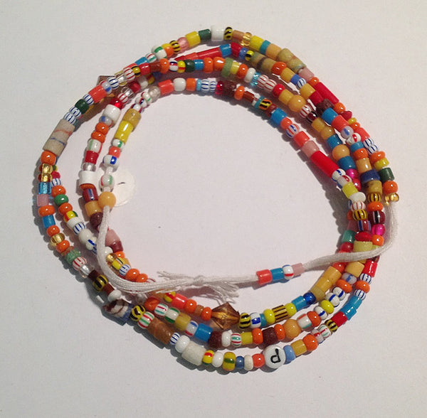 African Christmas Beads (Small)