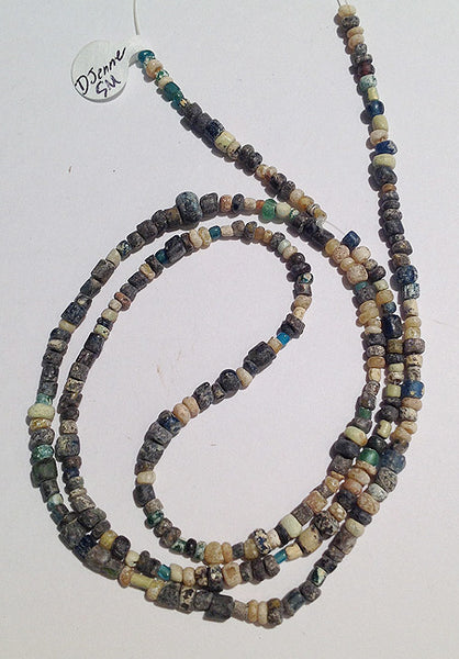 Djenne Glass Beads (Small)