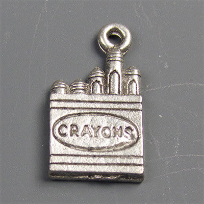 Box of Crayons Charm