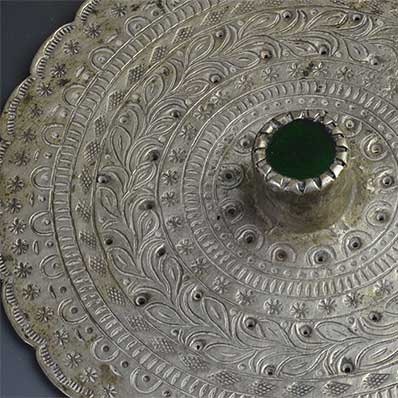 Amazing Turkoman Adornment