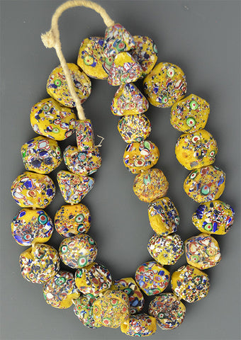 End of the Day Tabular Beads