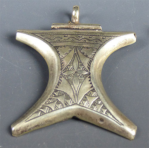 Decorative Tuareg Pendant