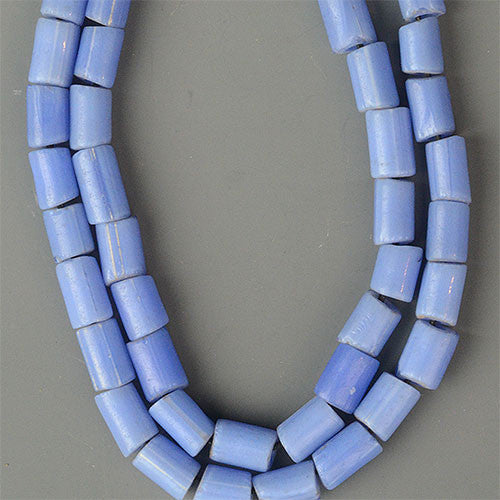 Light Blue Strand of Glass Trade Beads