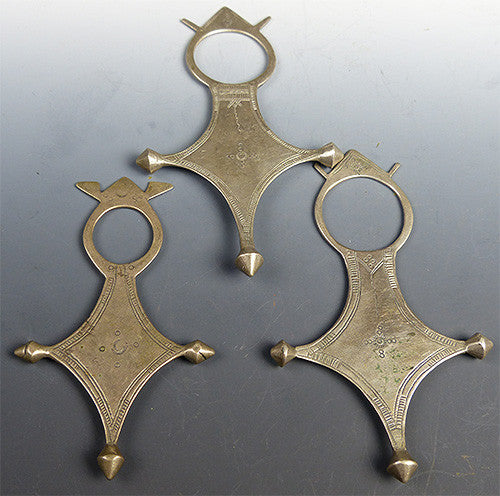 Antique Tuareg Crosses