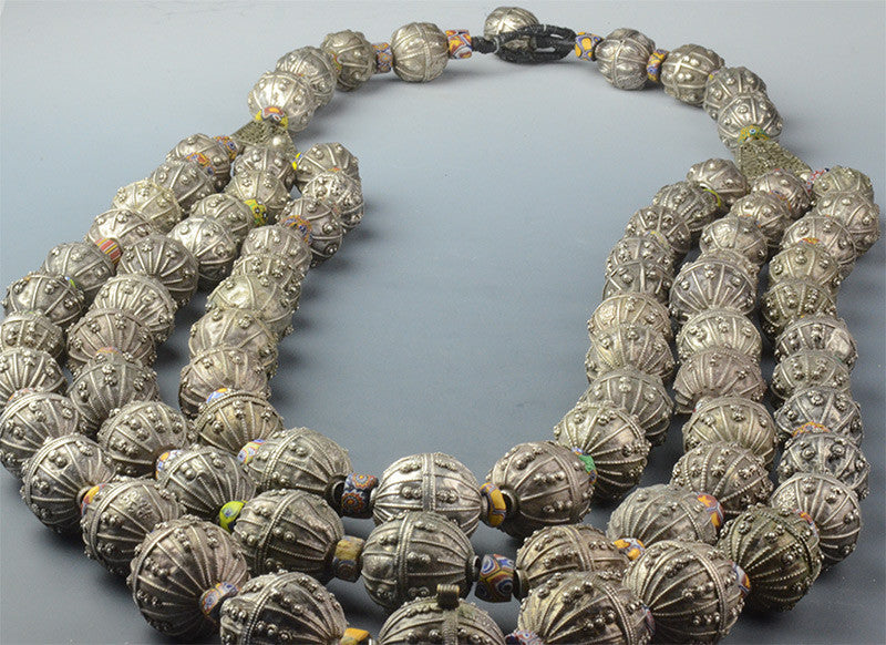 Museum Quality Yemen Necklace