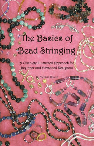 Books: Basics of Bead stringing Book