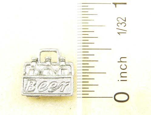Beer Six-Pack Charm
