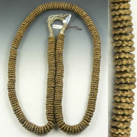Antique Brass Beads