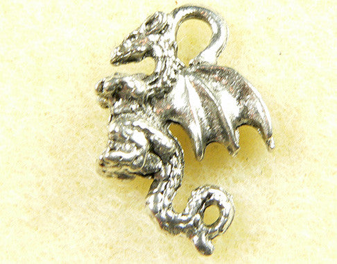 Small Dragon Charm