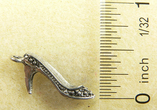 High Heel Shoe Charm