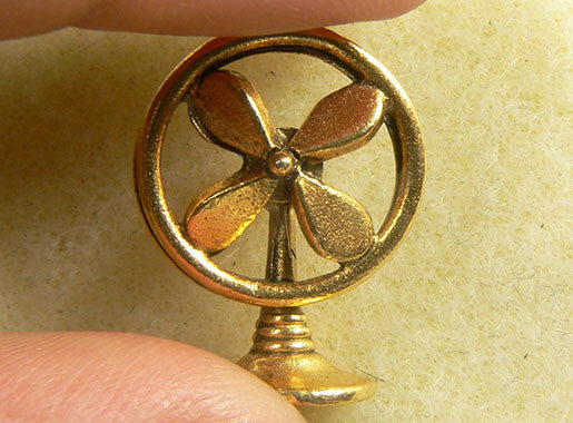Electric Fan Charm