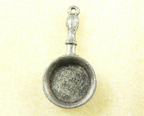 Frying Pan Charm