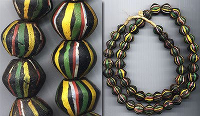African King Beads