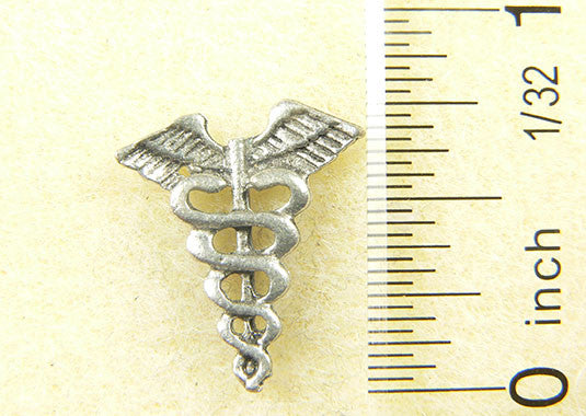 Medical Symbol (Cadeusus) Charm