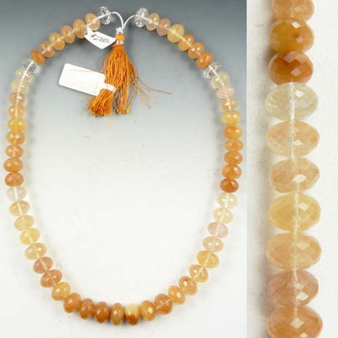Faceted Sun Stone