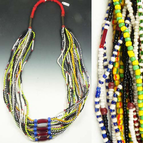 Tamba (Multi-color 19 strand)