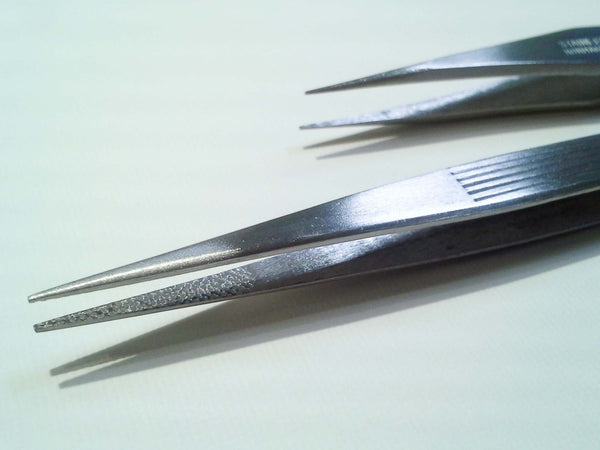 Tweezers - Stainless Steel