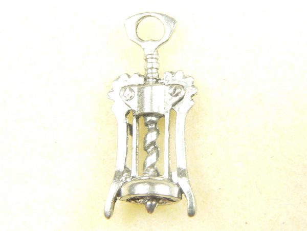 Cork Screw Charm