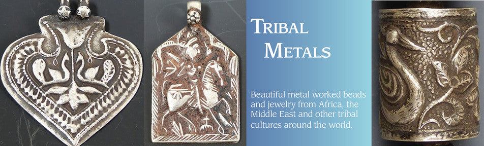 Silver Tribal Jewelry
