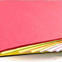 Load image into Gallery viewer, 10 Pcs A4 Thick Hard Cardboard Cutting Paper Origami DIY Greeting Card Photo Album Card Scrapbook Materials Drawing Decor Paper