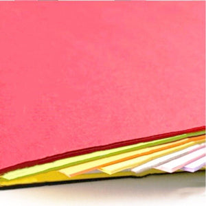 10 Pcs A4 Thick Hard Cardboard Cutting Paper Origami DIY Greeting Card Photo Album Card Scrapbook Materials Drawing Decor Paper
