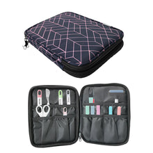Load image into Gallery viewer, Carrying Bag Double-Layer Organizer for Cricut Pen Set and Basic Tool Set Double Layer Carrying Bag for Cricut Accessories