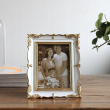 Load image into Gallery viewer, Hot Selling Newest 6 - Inch 7 - Inch Creative Stage Photo Frame American - Made Old Minimalist Home Studio Resin Photo Frame