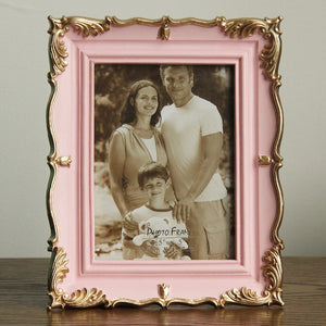 Hot Selling Newest 6 - Inch 7 - Inch Creative Stage Photo Frame American - Made Old Minimalist Home Studio Resin Photo Frame