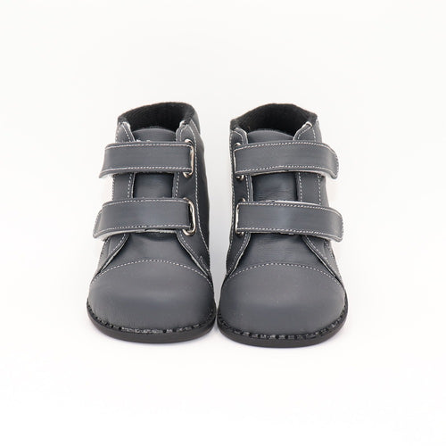 TipsieToes Brand High Quality Leather Stitching Kids Children Soft Boots School Shoes For Boys 2020 Autumn Winter Snow Fashion